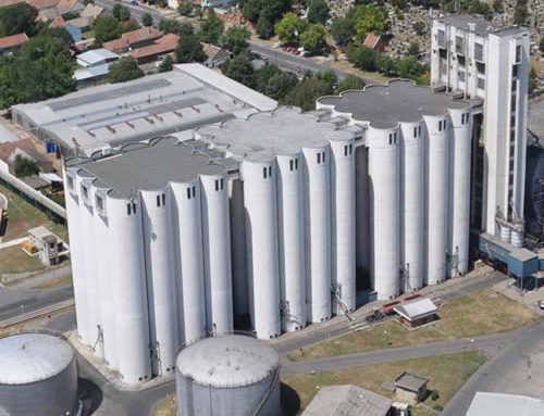 Management of the silo cell transport system,  Diamond Zrenjanin