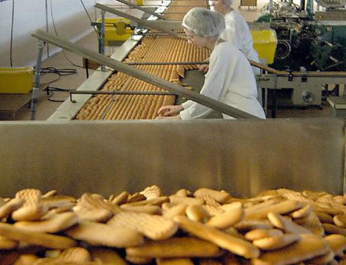 Regulacija odvaganja na liniji brašna i šećera u prahu, BAMBI Požarevac
